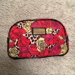 Betsey Johnson Makeup Bag ⚡️🌹